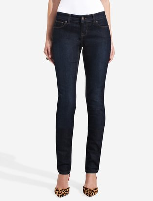 The Limited 917 Dark Wash Skinny Jeans
