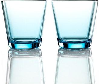 Iittala Drinkware, Set of 2 Small Kartio Tumblers