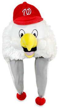 Bed Bath & Beyond Washington Nationals Mascot-Themed Dangle Hat
