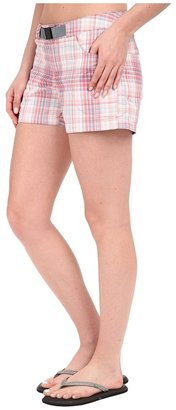 Columbia Cross On OverTM II Plaid Short