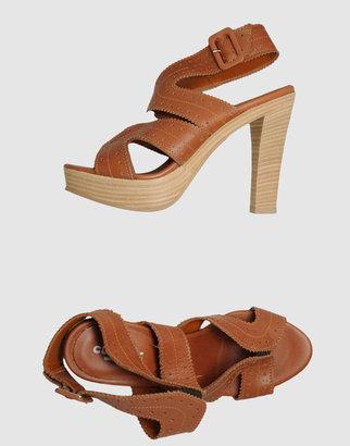 Culture Platform sandals
