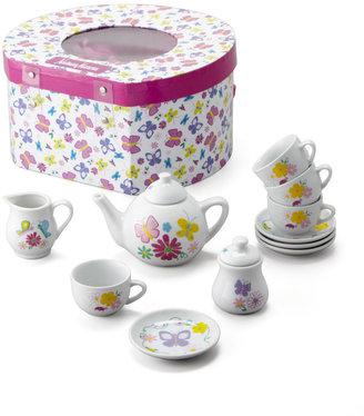 Yottoy Butterfly Porcelain Tea Set