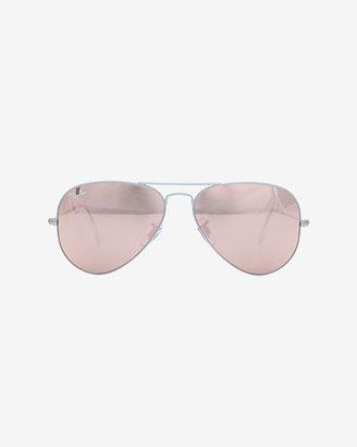 Ray-Ban Original Aviator Sunglasses: Orange