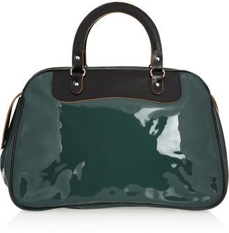 Marni Patent-leather tote