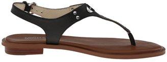 MICHAEL Michael Kors MK Plate Thong Women's Sandals
