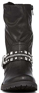 Arizona Makenzie Studded Motorcycle Boots