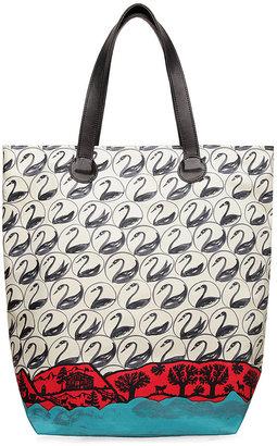 Tsumori Chisato Circle Swan Bag