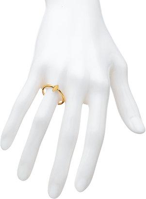 Luv Aj Mini Spike Ring