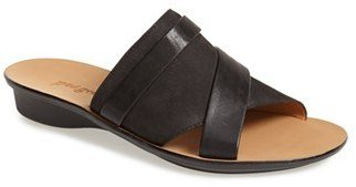 Women's Paul Green 'Bayside' Leather Sandal $235 thestylecure.com