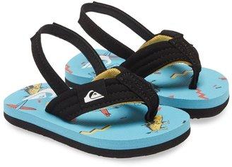 Quiksilver 'Molokai Layback' Sandal