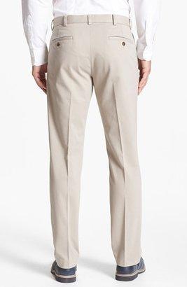 Brooks Brothers 'Milano Advantage' Straight Leg Chinos