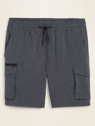 Old Navy StretchTech Go-Dry Shade Jogger Cargo Shorts for Men -- 9-inch inseam