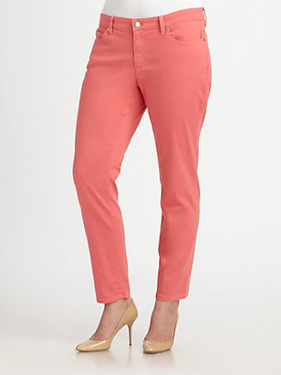Eileen Fisher Eileen Fisher, Salon Z Organic Stretch Cotton Skinny Jeans