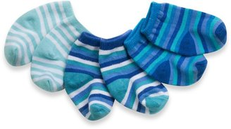 Gibson C.R. iotababy! Sock-a-Teeny Newborn Gift Set in Primarily Boy