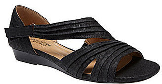 Naturalizer Jane Mini-Wedge Sandals