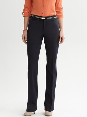 Banana Republic Jackson fit sateen trouser