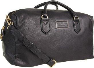 Marc by Marc Jacobs Monsieur Marc Weekender (Black) - Bags and Luggage