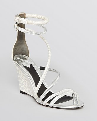 Brian Atwood Wedge Sandals - Sedini