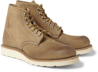 Red Wing Shoes Hawthorne Oiled-Leather Boots