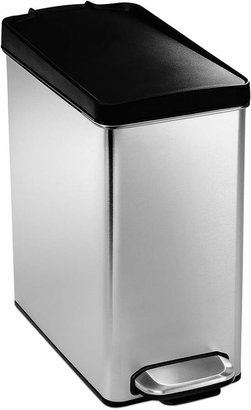 Simplehuman Trash Can, 10 Liter Profile Step Bedding
