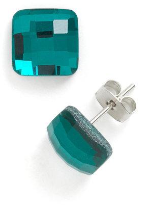 Emerald Island Earrings