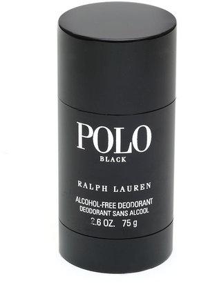 Polo Ralph Lauren Black Men Alcohol-Free Deoderant 2.6 fl oz (75 ml)