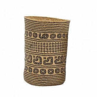 Large Borneo Tribal Basket