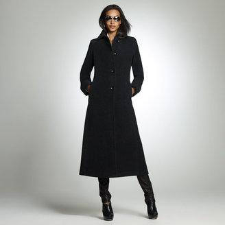 Jones New York Long Wool Coat