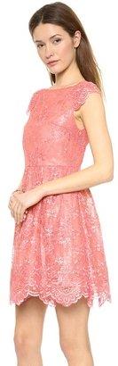 Alice + Olivia Zenden Lace Dress