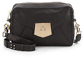 Botkier Armor Leather Crossbody Bag