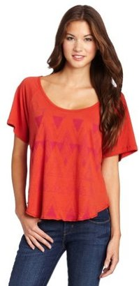 Roxy Juniors Do It All Poncho Tee