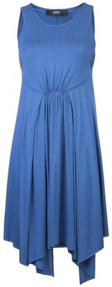Yigal Azrouel Cut 25 By Ruched layer dress