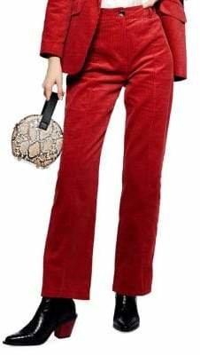 Topshop Corduroy Pants