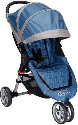 Baby Jogger City Mini Single Stroller (2013) - Blue/Gray