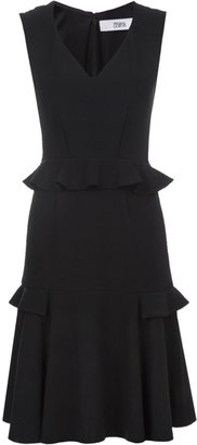 Prabal Gurung v-neck tiered dress