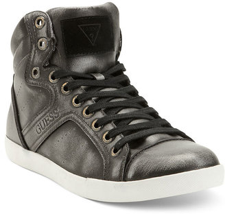 The North Face Guess Shoes, Jeran Lace Up Hi Top Sneakers