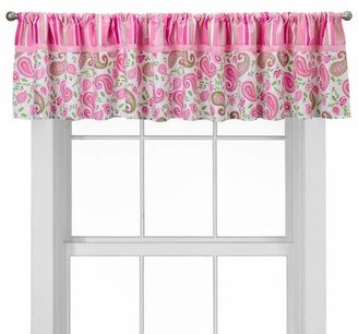 Trend Lab Paisley Window Valance