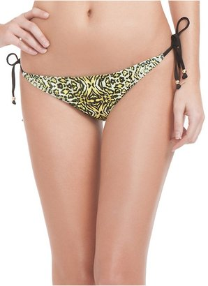 GUESS Wild About You Tie-Side Bikini Bottoms