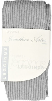 Jonathan Aston Ribbed footless tights