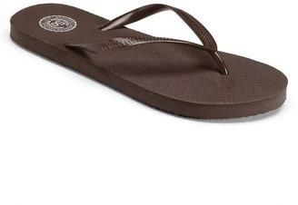 So ® zori solid flip-flops - women