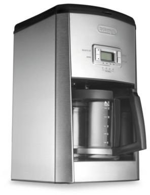 De'Longhi Delonghi DC514T Stainless Steel 14-Cup Drip Coffee Maker