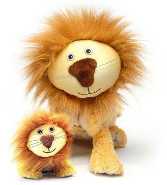 Zoobies blanket pets lencho the lion & mini plush