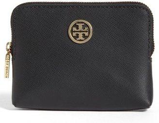 Tory Burch 'Robinson' Saffiano Leather Coin Case