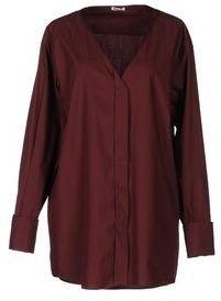 Miu Miu Long sleeve shirts