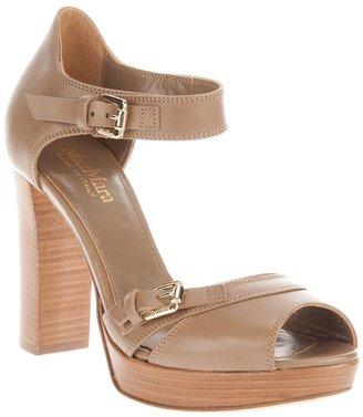 Max Mara 'darsena' sandal