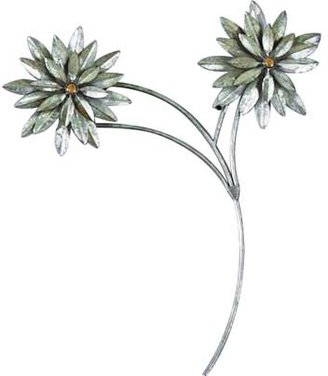 Daisy Metal Wall Art.