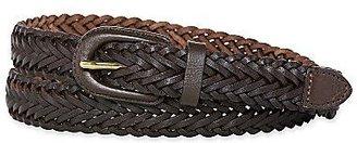 Liz Claiborne Skinny Braided Belt