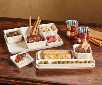 Napa Style Marzano Appetizer Plate Sets
