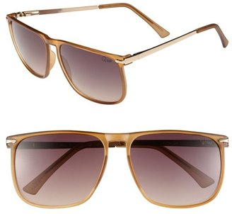 Quay 'Follow On' Sunglasses