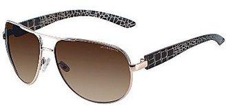Liz Claiborne Boucherie Aviator Sunglasses